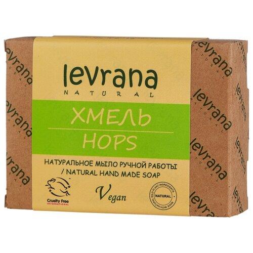 Мыло кусковое Levrana Хмель натуральное ручной работы, 100 г