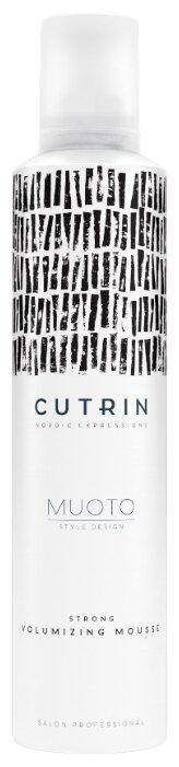 Cutrin Мусс Muoto для объема сильной фиксации