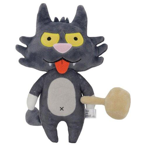 Мягкая игрушка Simpsons Zombie Scratchy (20 см)