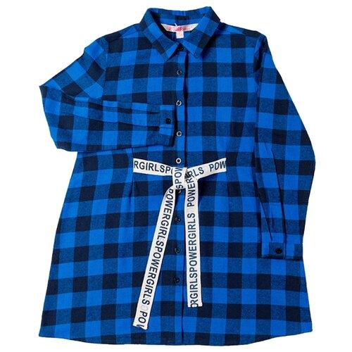 Купить Платье MODIS размер 140, синий, Платья и сарафаны