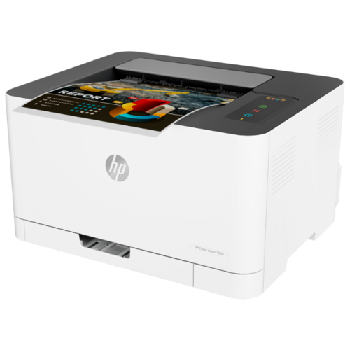 Фото - Принтер HP Color Laser 150a белый/черный hp 106a black original laser toner cartridge
