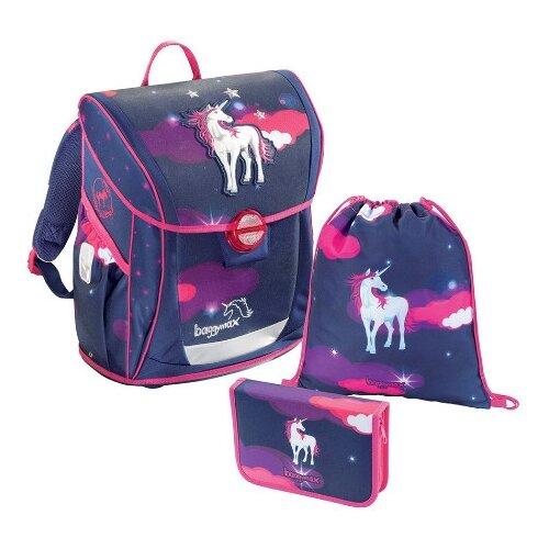 Купить Ранец Step By Step BaggyMax Fabby Unicorn Dream , 3 предмета, Рюкзаки, ранцы
