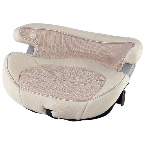 Купить Бустер группа 2/3 (15-36 кг) Happy Baby Rulex, sand, Автокресла