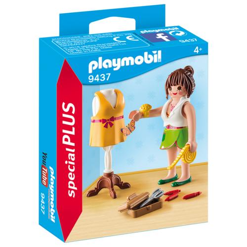 Купить Конструктор Playmobil Special Plus 9437 Модный дизайнер, Конструкторы