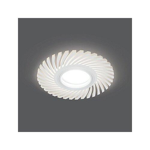 Фото - Встраиваемый светильник gauss Backlight 13 BL134 светильник gauss встраиваемый светодиодный backlight bl114