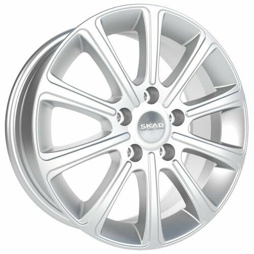 Фото - Колесный диск SKAD Милан 6.5x16/5x114.3 D67.1 ET40 Селена колесный диск skad милан 6 5x16 5x112 d66 6 et40 алмаз