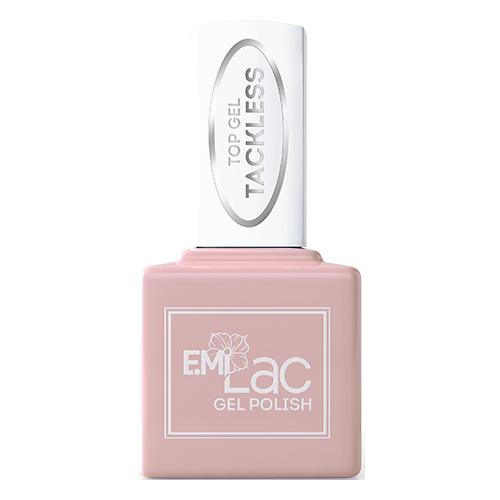 Купить E.Mi верхнее покрытие Top gel Tackless 15 мл прозрачный