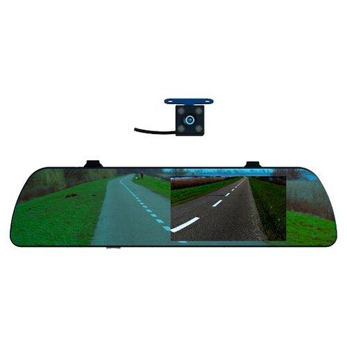 Видеорегистратор Ritmix AVR-550, 2 камеры, серый
