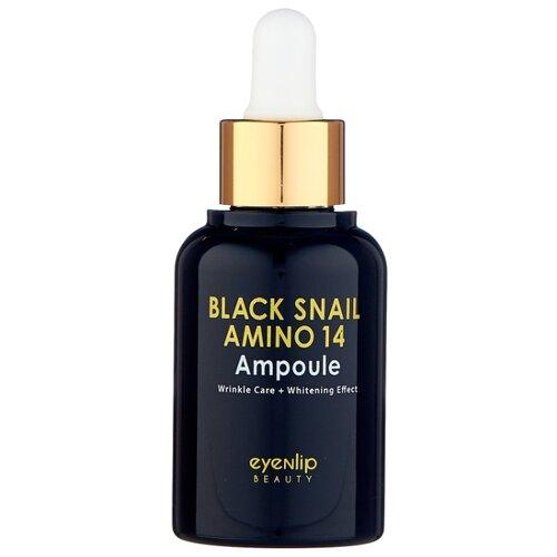 Eyenlip Black Snail Amino 14 Ampoule Сыворотка для лица, 30 мл
