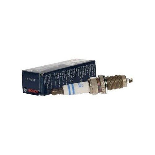 Свеча зажигания Bosch FR7HE02 1 шт.