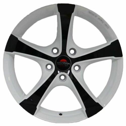 Фото - Колесный диск Yokatta Model-9 6.5x16/5x114.3 D66.1 ET40 W+B матрас diamond rush mono mix cocos 9 dr 80x195x8 см