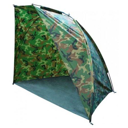 Тент кемпинговый Jungle Camp Fish Tent 2, камуфляж тент trek planet fish tent 2