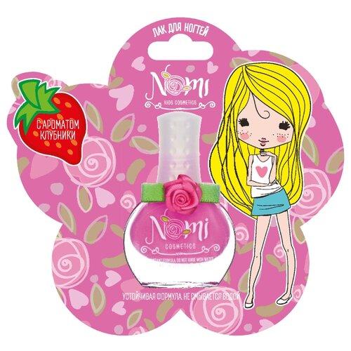Лак для ногтей Nomi №7 Чайная розаКосметика и духи<br>