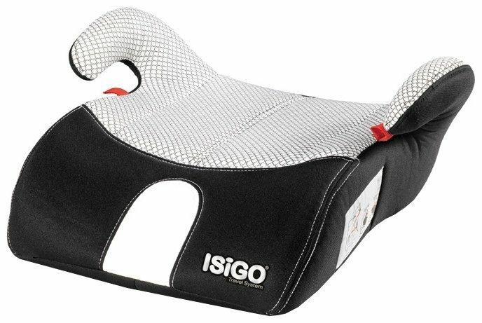 Автокресло группа 2/3 (15-36 кг) Isigo Juno