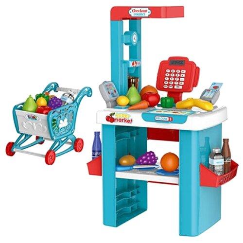 Купить Магазин Наша игрушка 200504620, Играем в магазин