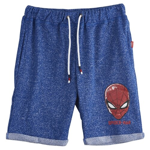 Шорты kari Spider-Man размер 5-6, темно-синийШорты<br>