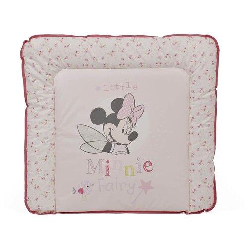 Купить Пеленальный матрас Polini мягкий 77х72 Disney Baby Минни Маус фея, Пеленальные столики и доски