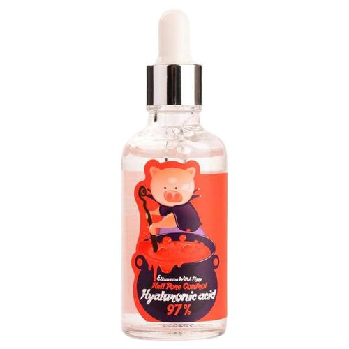 Elizavecca Witch Piggy Hell-Pore Control Hyaluronic Acid 97% Сыворотка для лица, 50 мл недорого
