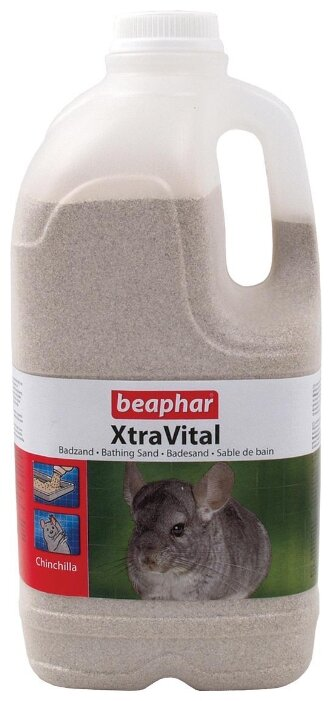Песок Beaphar XtraVital Bathing Sand 2 л