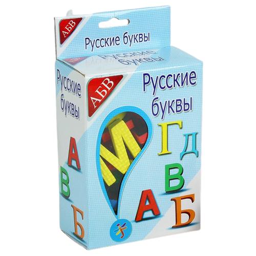 Купить Набор букв Сима-ленд Буквы магнитные 3801901, Обучающие материалы и авторские методики
