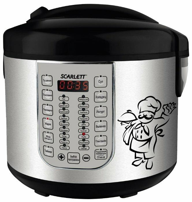 Мультиварка Scarlett SC-MC410S16