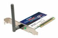 Wi-Fi адаптер D-link DWL-G520+