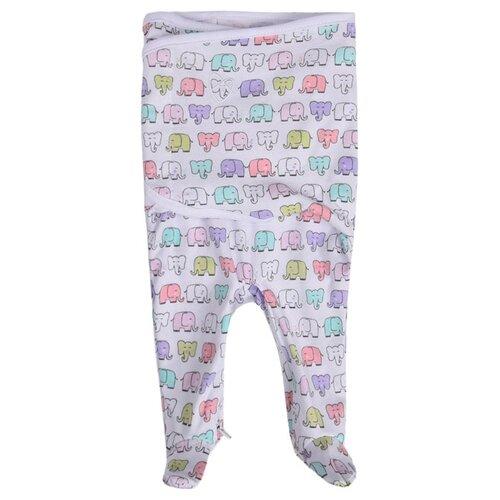 Многоразовые пеленки Summer Infant SwaddleMe Footsie S слоники