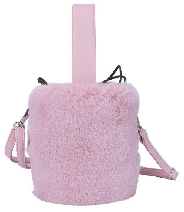 Сумка торба OrsOro CW-934, искусственный мех