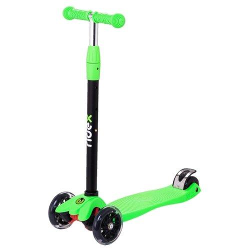 Кикборд Ridex Snappy 2.0 3D зеленый