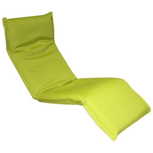 Шезлонг Greenhouse LF08, желтый