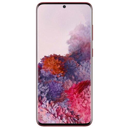 Смартфон Samsung Galaxy S20 красный смартфон