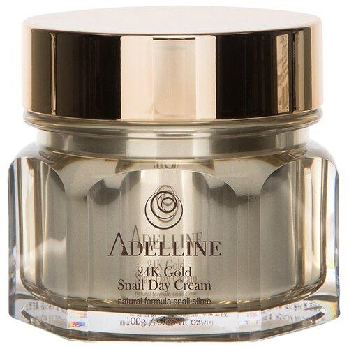 Adelline 24K Gold Snail Day Cream Дневной крем для лица, 100 г