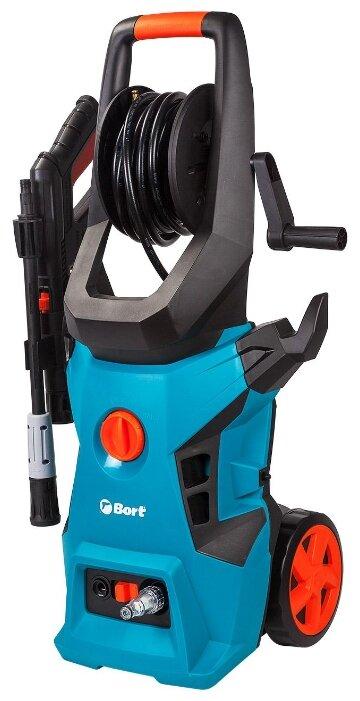 Мойка высокого давления Bort BHR-2500R-PRO 2.4 кВт