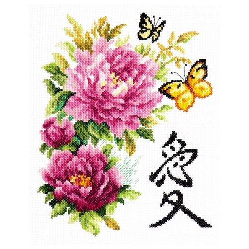 Купить Чудесная Игла Набор для вышивания Любовь 21 x 25 см (87-01), Наборы для вышивания