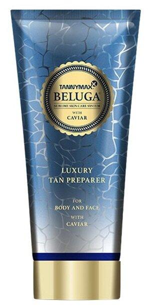 Крем для загара в солярии Tannymaxx Luxury Tan Preparer