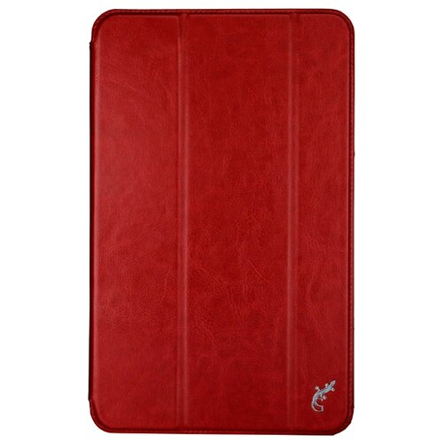 Чехол G-Case Slim Premium для Samsung Galaxy Tab A 10.1 SM-T580/T585 красный чехол g case для samsung galaxy tab s6 10 5 sm t860 sm t865 slim premium black gg 1166