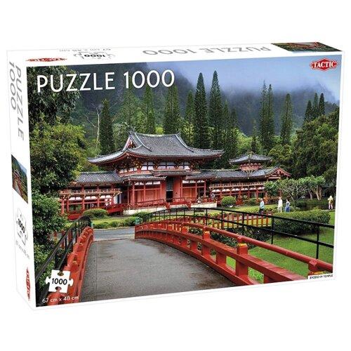 Пазл TACTIC Храм Бёдо-ин Гавайи (55238) , элементов: 1000 шт.Пазлы<br>