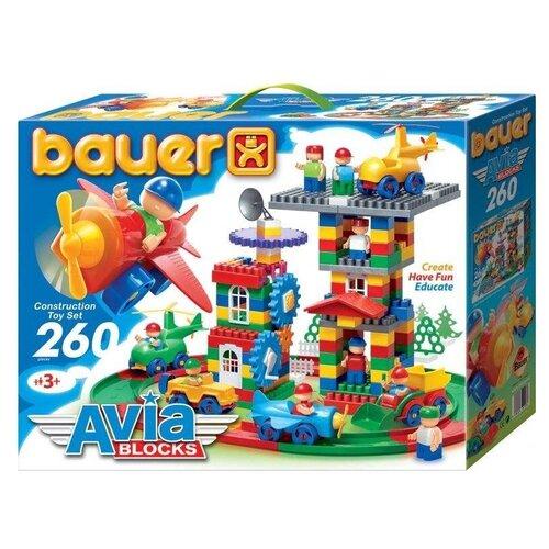 Конструктор Bauer Avia 247, 260 элементов
