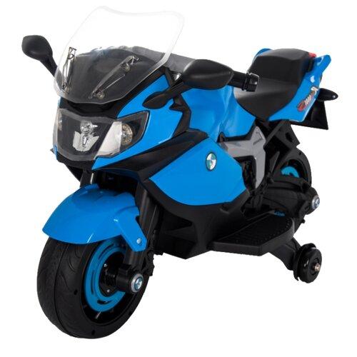 China Bright Pacific Мотоцикл BLJ8388 синий/черный, Электромобили  - купить со скидкой