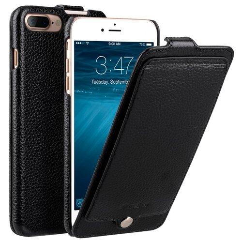 Чехол Melkco Jacka Pocket Type для Apple iPhone 7/iPhone 8 черныйЧехлы<br>