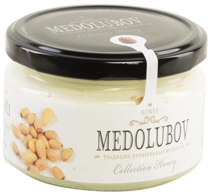 Крем-мед Medolubov с кедровым орехом 40 мл