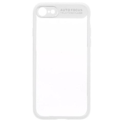 Купить Чехол INTERSTEP Pure-Case для Apple iPhone 7/8 белый