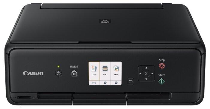 Цветное струйное МФУ Canon Pixma TS5040 (1367C007) черный