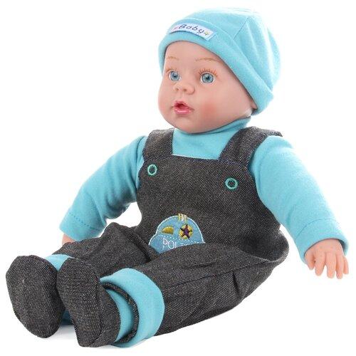 Купить Интерактивный пупс Lisa Doll Голубой деним, 40 см, 83362, Куклы и пупсы