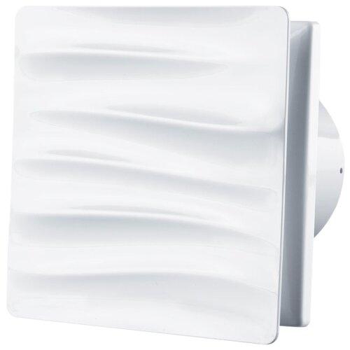Вытяжной вентилятор VENTS 100 Вэйв, белый 7.5 ВтВентиляторы вытяжные<br>