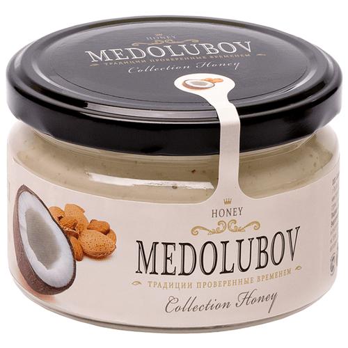 Крем-мед Medolubov с кокосом и миндалем 250 мл