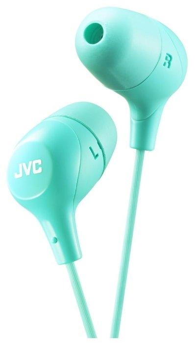 Наушники JVC HA-FX38, синий