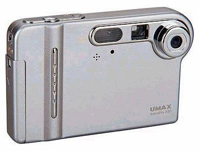Фотоаппарат Umax AstraPix XS1