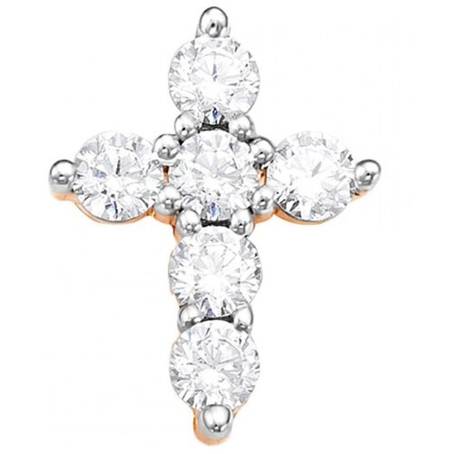 Diamond Union Декоративный крестик 5-3331-103-3K