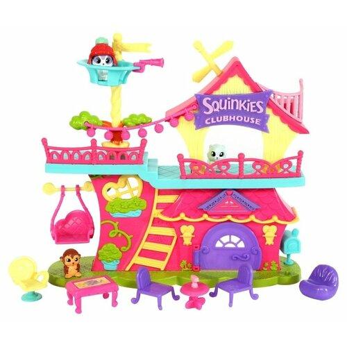 Купить Игровой набор Blip Toys Squinkies Клуб друзей 31796, Игровые наборы и фигурки